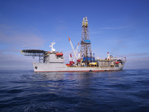 basis of design drillship