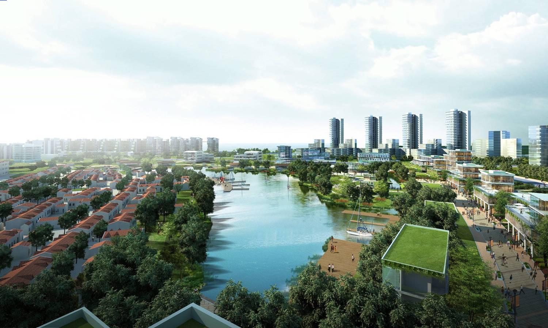 Keppel Corporation Tianjin Eco City Partners Taiwan S