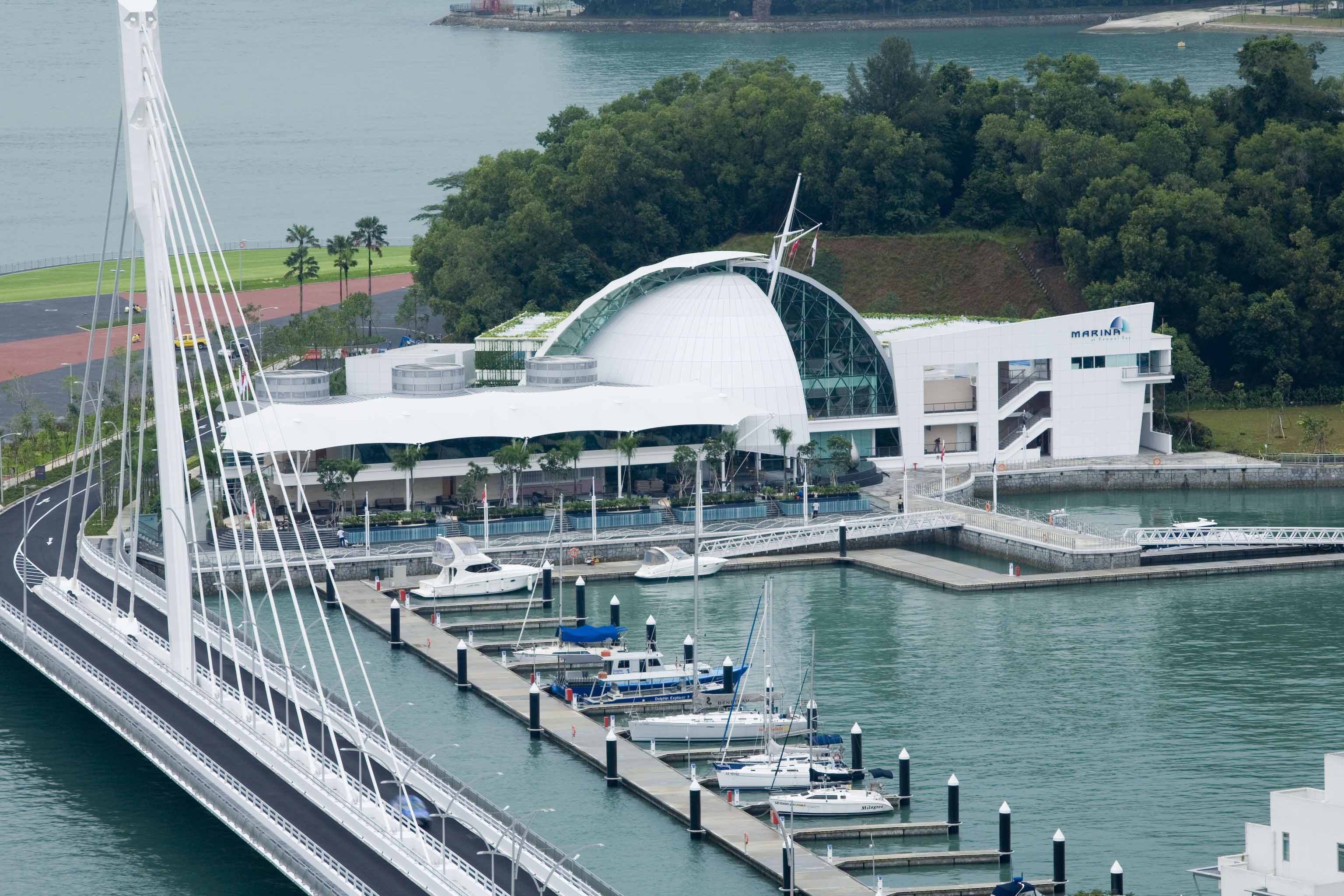 Keppel Corporation Marina At Keppel Bay Is Best New